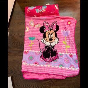 Disney Bedding - MINNIE MOUSE SLEEPING BAG